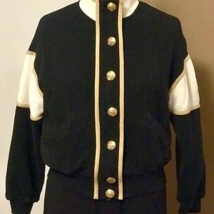 St John cropped jacket Excellent used condition!